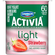 activia light why you should be curious about ings activia peach light nutrition facts