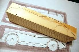 Best Aerodynamic Pinewood Derby Car Template Elegant Cars