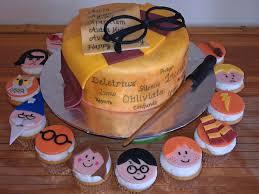 Harry Potter Birthday Cake Fomanda Gasa