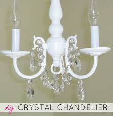 Diy Chandelier Livelovediy How To Spray Paint A Chandelier