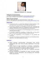 resume fresh resume sample chef attractive pastry chef resume samples resumeresume sample chef sample resume for chef