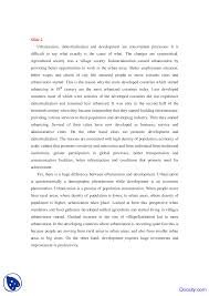 theories of urbanization cultural studies lecture notes docsity