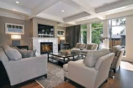 Contemporary Traditional Living Room Luxurious Modern And