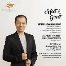 Gistex textile division had the opportunity to become one of the companies that participated in the success of the. Meet Greet With Bro Buddhist Fellowship Indonesia Facebook