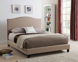 modern fabric headboards  bedroom design ideas