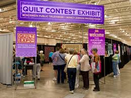 Quilt Expo, September 4-6, 2014 in Madison, WI, Exhibition Hall at ... & Nancy Zieman and Wisconsin Public Television present the 10th Annual Quilt  Expo, September 4- Adamdwight.com