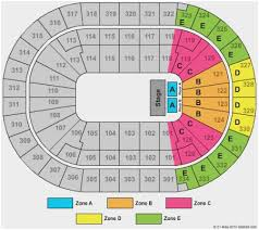 St Louis Blues Seating Chart Detailed The Wwe Royal Rumble Guide For Concert Scottrade Concert Tickets