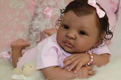Black Silicone Baby Dolls | ... is an African American doll in Solid ...