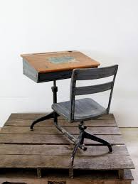 vintage school desk children s desk