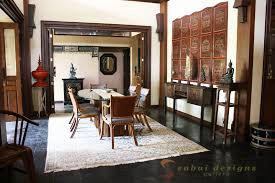 Asian Living Room Design Property