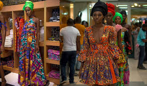 Image result for images of a fashion shows in nigeria