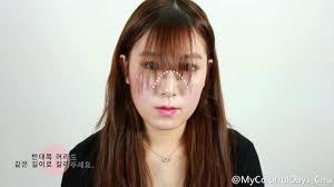 前髪を自分で切る韓国女子に学ぶオルチャン風セルフカットのやり方