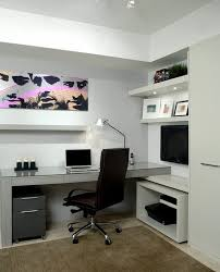view in gallery modern home office black contemporary home office