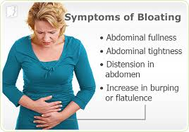 how to relieve ovulation bloating