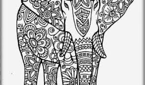 Mandala Coloring Pages Of Animals Free Mandala Coloring Pages