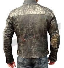 vintage black leather jacket 84