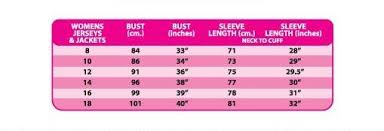 Altura Overshoes Size Chart Clothing Sizing Cyclesense Tadcaster