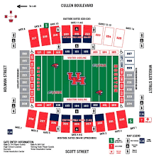 Cougar Field Seating Chart Houston Cougars 2010 Football Schedule