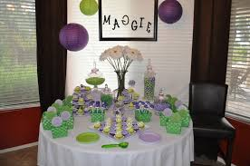 Lavender Baby Shower Decorations Modern Purple And Green Baby Shower Decorations Purple And Green