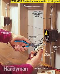how to install gfci outlets the family handyman photo