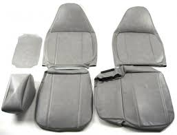 1981 1989 chevy s10 gmc s15 pickup or blazer high back bucket seat cover kit channel vinyl