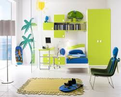 Lime Green Bedroom Accessories Funky Kids Bedroom Furniture Unique Chic Blue Childrens Interior