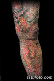 фото рисунка тату японской тематики 04012019 433 Japanese