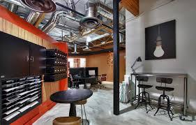 industrial look office interior design. Plain Design Modern Industrial Interior Design  And Industrial Look Office Interior Design