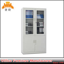 china half height glass door lockable steel bookcase office file cabinet china steel file cabinet office file cabinet