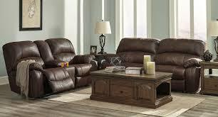 Reclining Living Room Sets Zavier Truffle Power Reclining Living Room Set Living Room Sets