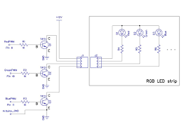 wiring diagram for led strip lights readingrat net at light Strip Light Wiring Diagram arduino mesmerizing strip light wiring strip light wiring diagram