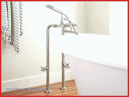 how to stop a leaking bathtub faucet how to fix a leaky bathroom sink faucet elegant