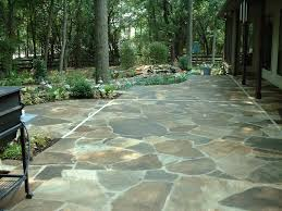 laying a flagstone patio tips how to