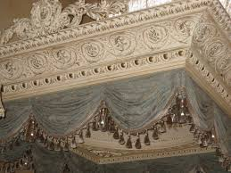 Canopy Bed Crown Molding Scrollwork Crown Molding Decorative Molding Cm 5018 Udecor