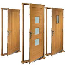 exterior hardwood door sets. external oak door sets exterior hardwood