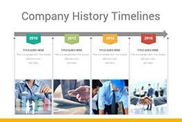 2D Pyramids Google Slides Presentation Template - Slidesalad