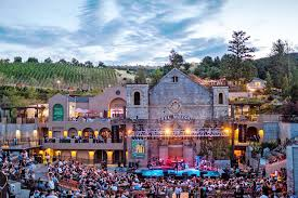 Mountain Winery Seating Chart Mountain Winery Concerts Plan A Night Youll Love