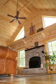 9 Best Kitchen Living Rooms Within Custom Log Cabin Images On