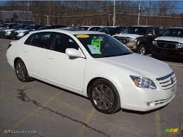 2005 Blizzard White Pearl Toyota Avalon Limited #25581143 ...