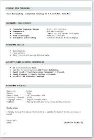 Best Resume Template Word Ms Word Format Resume Word Format Resume