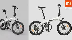 Xiaomi <b>Himo Z20 Folding</b> Electric Bike.Official Video - YouTube