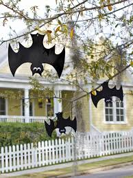 Halloween Bat Decorations Craft for Kids | HGTV