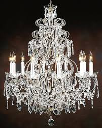 crystal beaded chandelier xvi crystal chandelier with beaded arms modern crystal bead shade chandelier