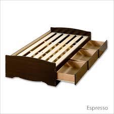 diy twin bed frame with storage twin xl drawer platform