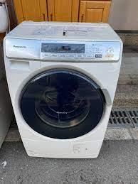 Máy giặt cửa ngang Giặt + sấy khô đời... - Đồ Cũ Osaka - Kobe -Kyoto