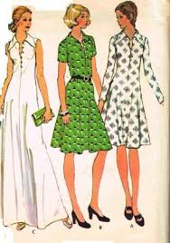 Dress Patterns Stunning Maxi Dress Pattern EBay