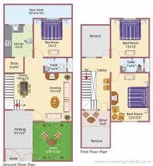 attractive best duplex house floor plans indian style 600 sq ft floor plans house plans sq ft duplex house plans 600