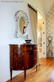 antique foyer furniture. antique_demilune_table antique foyer furniture e