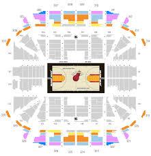 Miami Heat Chart Miami Heat Season Ticket Memberships Miami Heat