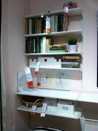 wall shelves office. Ikea Wall Shelves ALGOT Office